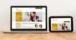 Webdesign arche medica
