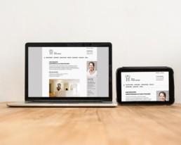 Webdesign Dr. Astrid Kohl